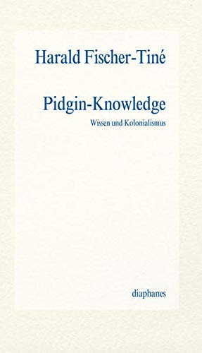 9783037343777: Pidgin-Knowledge