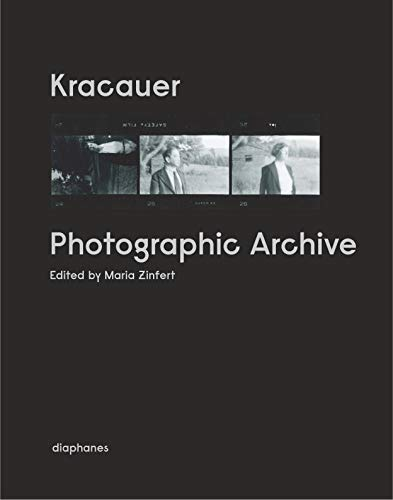 Kracauer. Photographic Archive: Maria Zinfert