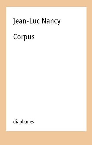 9783037348482: Corpus