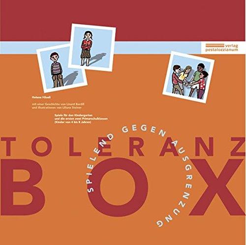9783037550717: Toleranzbox: Spielend gegen Ausgrenzung