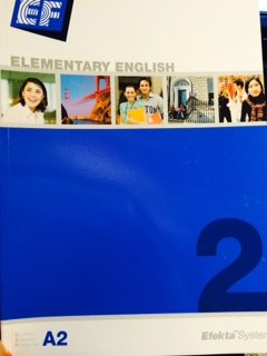 Efekta Elementart English 2 : A2: Efekta