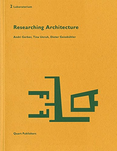Researching Architecture: Andri Gerber