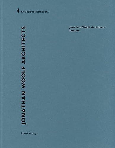 9783037610275: Jonathan Woolf (De Aedibus International)