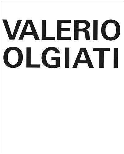 9783037610312: Valerio Olgiati