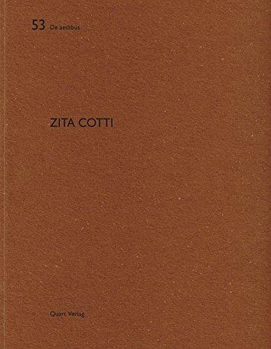 Zita Cotti (Hardcover): Gian-Marco Jentasch