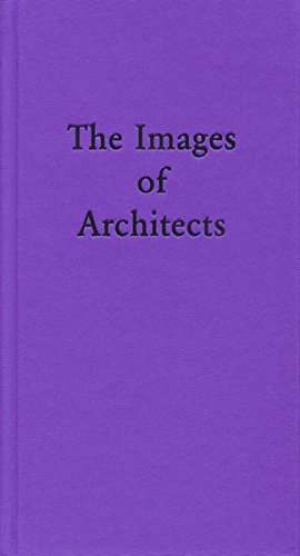 9783037610695: The Images of Architects