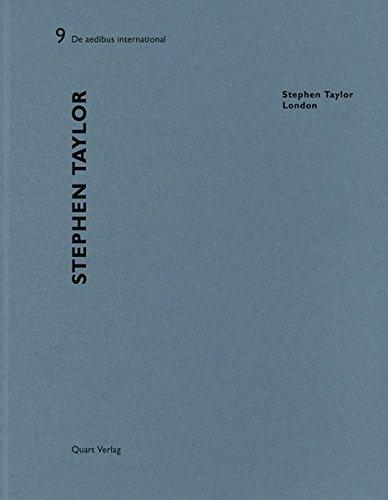 Stephen Taylor: De aedibus international 9: Wirz, Heinz