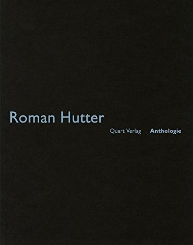 9783037611203: Roman Hutter: Anthologie 32 (English and German Edition)