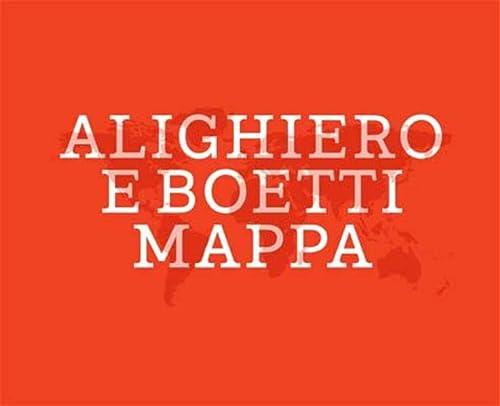 9783037641071: Alighiero e Boetti: Mappa