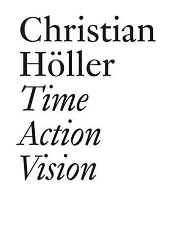 9783037641248: Time Action Vision: Conversations in Cultural Studies, Theory, and Activism (Documents)