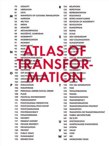 9783037641477: Atlas of Transformation