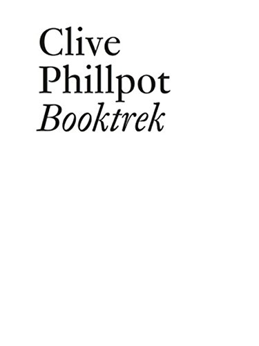 9783037642078: Clive Phillpot: Booktrek (Documents)
