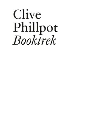 9783037642078: Clive Phillpot: Booktrek (Documents)