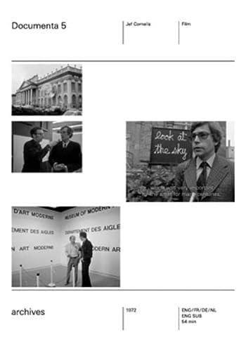 9783037642580: Documenta 5: Jef Cornelis (Archives)