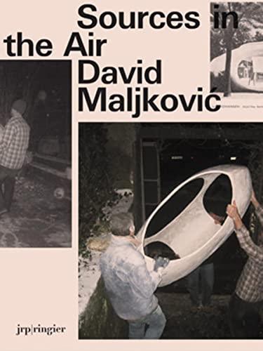 9783037643075: David Maljkovic: Sources in the Air