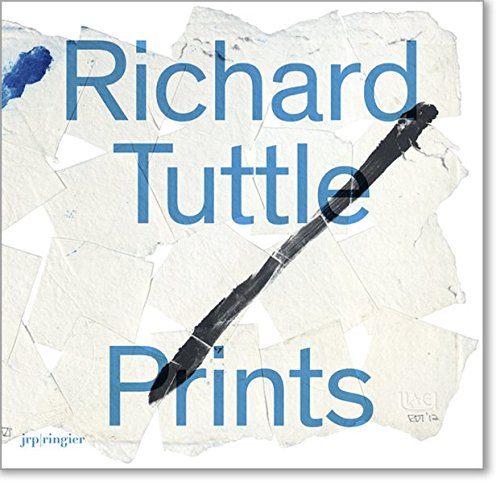 Richard Tuttle (Hardcover): Deacon Chris