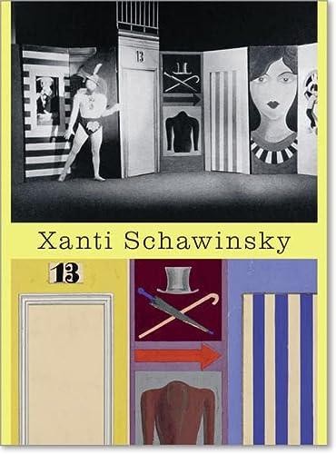 9783037643976: Xanti Schawinsky 2015