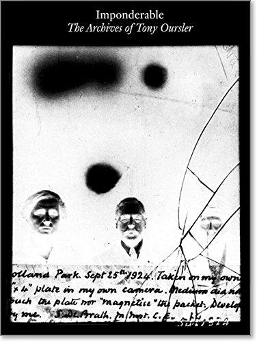 Imponderable: The Archives of Tony Oursler: Bear, Jordan; Beckman, Karen; Joseph, Branden; Nadis, ...