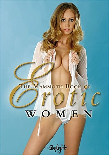 Mammoth book erotic photograph women