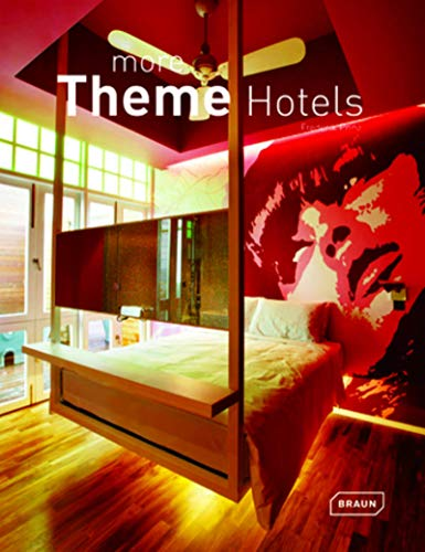 9783037680094: More Theme Hotels