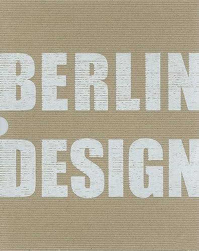 9783037680148: Berlin Design