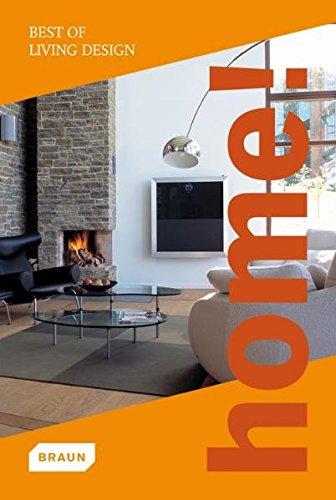 9783037680339: Home! Best of Living Design