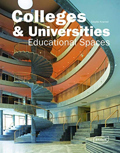 9783037680360: Colleges & Universities- Educational Spaces