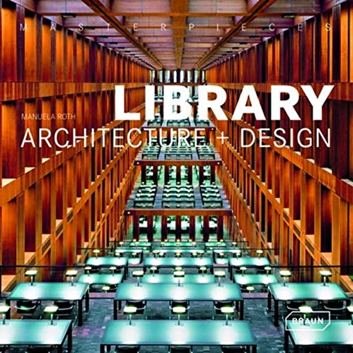 9783037680650: Masterpieces: Library Architecture + Design