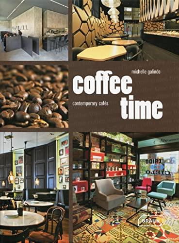 9783037681053: Coffee Time: Contemporary Cafés