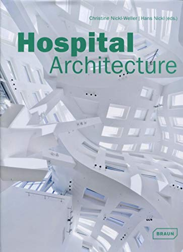 9783037681244: Hospital Architecture (Architecture in Focus)