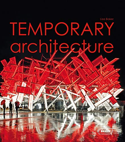 9783037681695: Temporary architecture