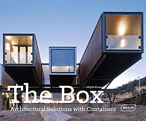 9783037681732: The Box - Architectural Solutions with Containers