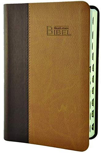 9783037710463: NeueLuther Bibel: Luther 2009 - Softcover PU 2Tone