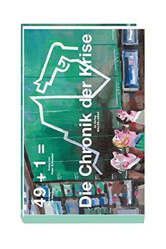 9783037740002: Die Chronik der Krise