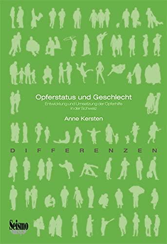 Opferstatus und Geschlecht: Anne Kersten