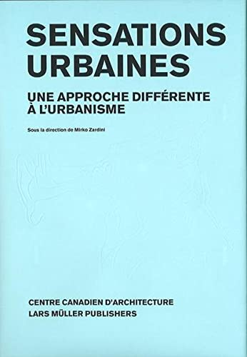 9783037780619: Sense of the City (French)