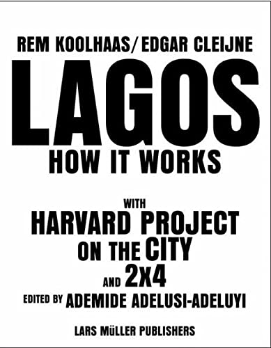 9783037780855: Lagos: How It Works