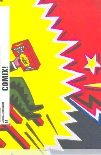 9783037780992: Comix! (Poster Collection) (German and English Edition)