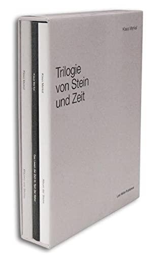 Trilogie von Stein und Zeit: Klaus Merkel