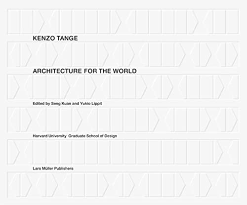Kenzo Tange 9783037783108 Kenzo Tange (1913–2005) is a peerless figure among twentieth-century Japanese architects, unmatched in his talent, influence, and versatility. This collection of essays represents a new generation of original research that reframes Tange in the context of Japan's unique embrace of modern architecture as well as global discourses of cultural identity, technology, and the synthesis of the arts. Case studies on celebrated works clarify Tange's wide-ranging interests and design methodology through collaboration with allied fields such as art, engineering, furniture design, and photography. The book will appeal to both specialists and general readers with an interest in the visual culture and built environment of modern Japan. Sen g Kuan is assistant professor of architecture at Washington University in St. Louis. He organized the exhibition Utopia Across Scales: Highlights from the Kenzo Tange Archive (Harvard Graduate School of Design, 2009). Yukio Lippit is professor of the history of art and architecture at Harvard University. He is author of Painting of the Realm: The Kano House of Painters in Seventeenth- Century Japan (University of Washington Press, 2012).