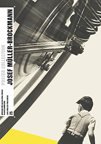 Josef Muller-Brockmann: Poster Collection 25 (English and German Edition): Lars Muller