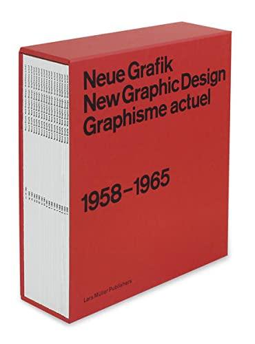 9783037784112: Neue Grafik: New Graphic Design: Graphisme Actuel: 1958-1965