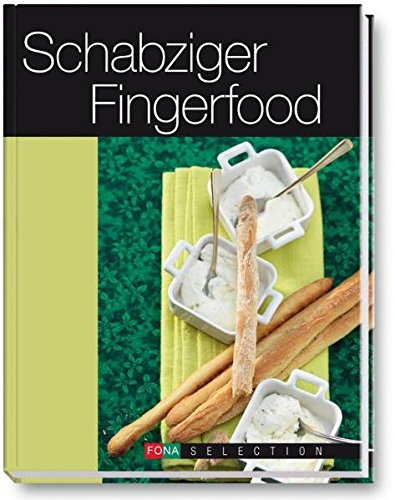 9783037804049: Schabziger Fingerfood