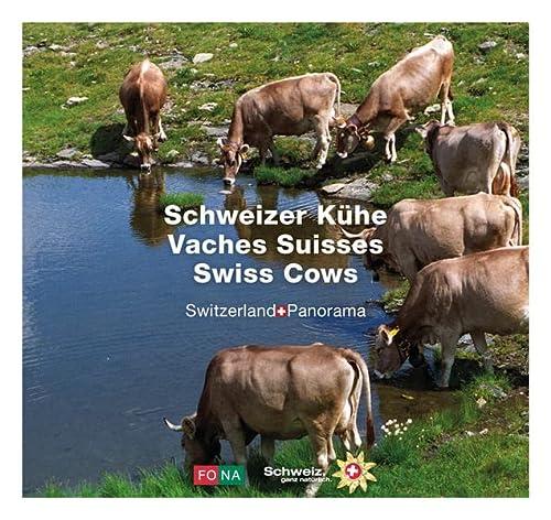 9783037810866: Schweizer Kühe - Vaches Suisses - Swiss Cows