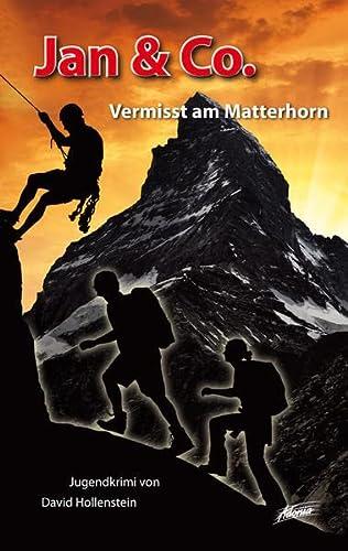 9783037830666: Jan & Co. - Vermisst am Matterhorn