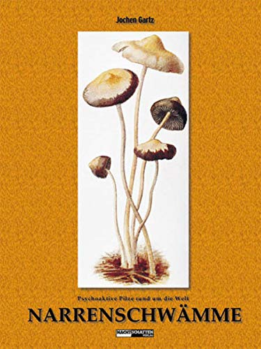Narrenschwämme: Psychoaktive Pilze rund um die Welt - Gartz Jochen