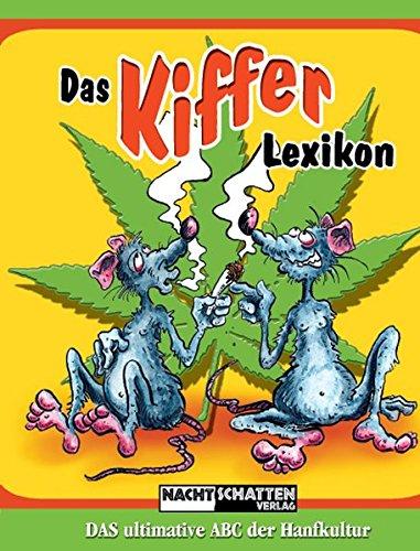 9783037881224: Das Kifferlexikon.
