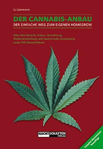 9783037881347: Der Cannabis - Anbau