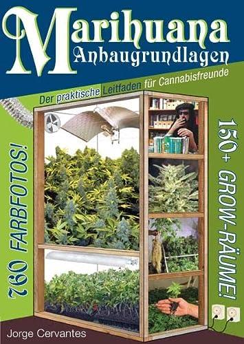 9783037881972: Marihuana Anbaugrundlagen
