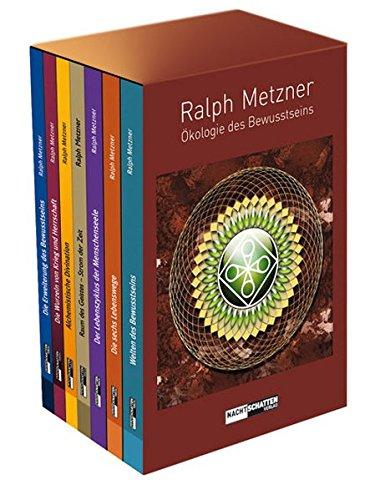 Ökologie des Bewusstseins. 7 Bände: Ralph Metzner